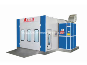 Customized Electrical Paint Spray Booth for Sale pictures & photos