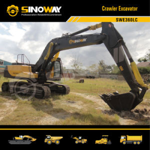 Hydraulic Excavator with 36 Ton Operating Weight pictures & photos