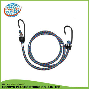 New Arrival High Tenacity Elastic Trampoline Bungee Cord with Metal Hook pictures & photos