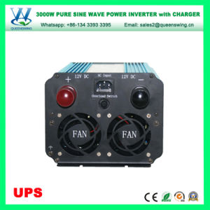 3000W off Grid Inverter Power Converter with UPS Charger (QW-P3000UPS) pictures & photos