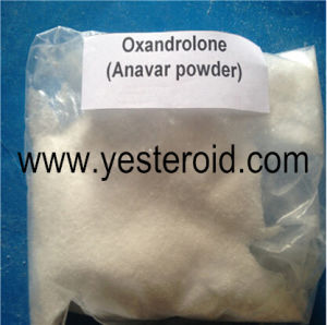 Bodybuilding Muscle Mass Growth Anavar Oral Steroid Powder pictures & photos