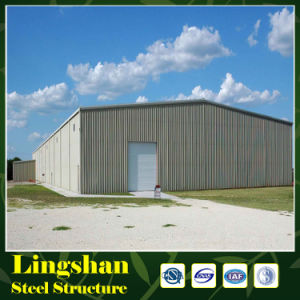 Steel Structure Space Frame Coal Shed pictures & photos