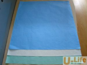 Medical Crepe Paper for Sterilization Wrapping pictures & photos