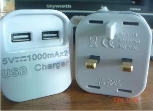 USB Wall Socket (7020)