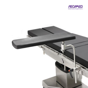 Ce Certificate Medical Equipment Supplies Beijing Aeonmed Stainless Steel Surgery Bed Surgical Electrical Mechanical Operating Table for Hospital pictures & photos