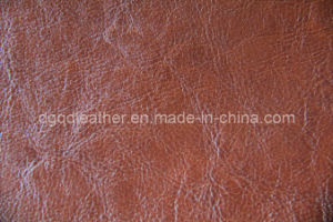 High Quality Furniture Semi-PU Leather (QDL-FS056) pictures & photos