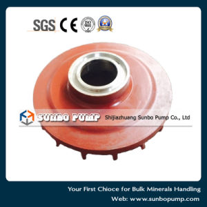Long Service Wear-Resistance Centrifugal Slurry Pump Wet Spare Parts pictures & photos