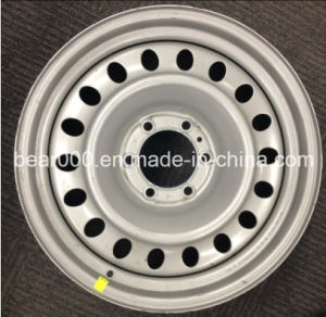 18X8 Passenger Car Steel Wheel pictures & photos