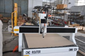 Omni Professional 1224 CNC Router with Rotary for Woodworking pictures & photos