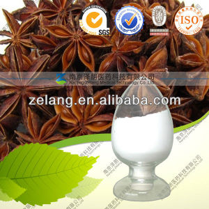 Natural Aniseed Extract Shikimic Acid pictures & photos