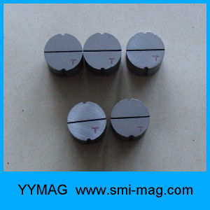 Permanent Super Power Magnetic Sintered AlNiCo Magnet Disc pictures & photos