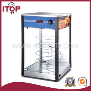Electric Pizza Display Warmer with Water Tank (HW-815) pictures & photos
