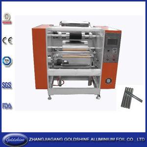 Aluminum Foil Roll Rewinding Machine (GS-AF-100) pictures & photos