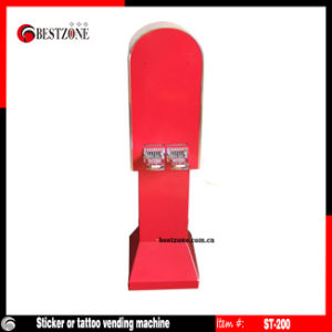 Sticker Machine or Sticker Vending Machines or IC Card Vending Machine (ST-300) pictures & photos