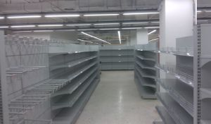 Supermarket Shelving System pictures & photos