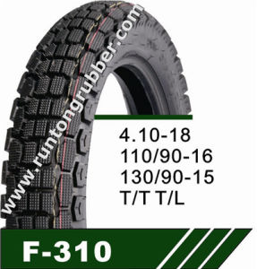 Motorcycle Tire130/70-17 130/80-17 130/90-10 130/90-15 pictures & photos