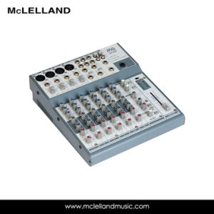 8 Channel Mixing Console with 3-Band EQ in All Input Channels (LM-800) pictures & photos