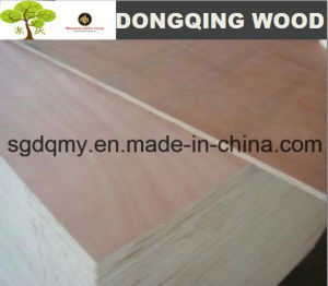 Cheap Okoume Plywood with Pine Core for Sale pictures & photos