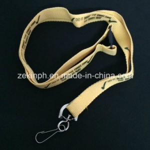 Colorful Polyester Lanyard for Promotion pictures & photos