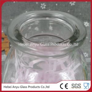 Perfume Glass Bottle/Aroma Reed Diffuser Bottle pictures & photos