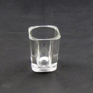 2oz Square Shot Glass (Logo Printing Available)