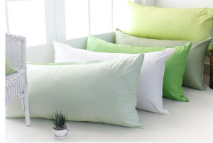 100% Polyester Pongee Microfiber Cushion pictures & photos