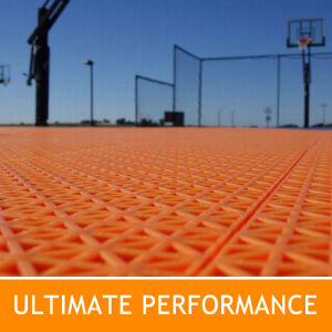 Interlocking Floor for Business and Residential Sport Court