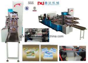 Customize Embossed Folder Napkin Paper Machine pictures & photos