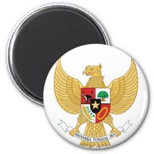 2017 Indonesia Emblem Fridge Magnets pictures & photos