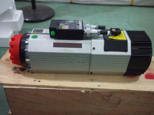 9kw Air-Cooling Spindle for CNC Wood Cutting (GDL70-24Z/9.0) pictures & photos