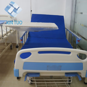 High Quality Ce Certification Duration Three Function Nursing Bed pictures & photos