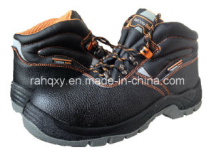 Professional Have Plastic Buckle Safety Shoes (HQ05021) pictures & photos