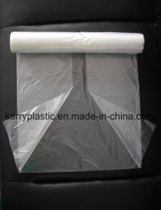 Heavy Duty C-Fold Waste Bags, HDPE Garbage Bags pictures & photos