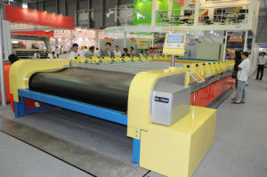 Open Bearing System Rotary Screen Printing Machine (JX-03 Da. Vinci)