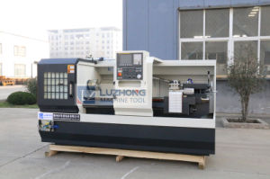 Ck6150 Top-Level Metal Horizontal Flat Bed CNC Lathe Machine pictures & photos