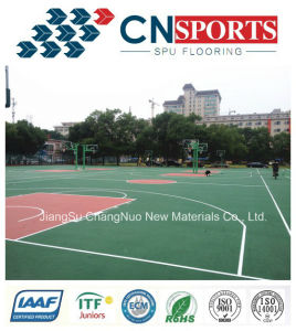 High Quality Standard Rubber Basketball Court of Sports Flooring pictures & photos