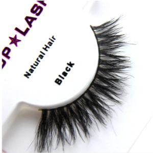 Mink Regular Cross Section Natural Horsehair False Eyelashes pictures & photos