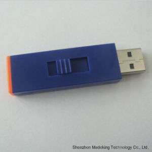 Plastic USB Flash Pen Drive/USB Disk/Pen Drive for Promotional Gift pictures & photos