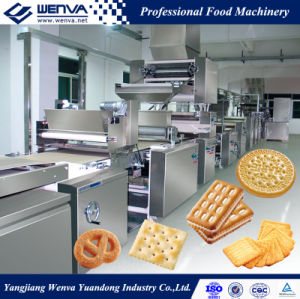 Full Automatic Food Biscuit Machine pictures & photos