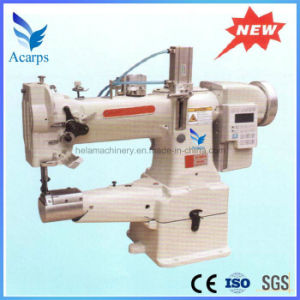 Sport Leather Shoe Boot Single Needle Computer Thick Material Sewing Machine pictures & photos
