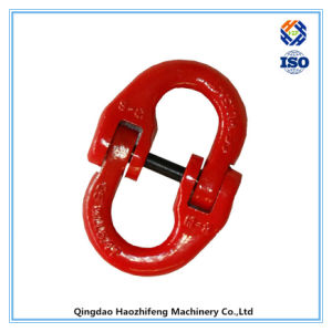 G80 Forged Alloy Steel Painted Us Type Connecting Link pictures & photos