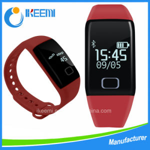 High Quality Bluetooth Smart Bracelet with Heart Rate Monitoring pictures & photos