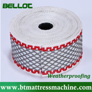 100% Polyester Mattress Tape Edge Material pictures & photos