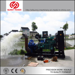 Agriculture Irrigation Diesel Water Pump 40HP pictures & photos