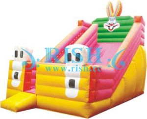 Mobile Inflatable Water Amusement Park