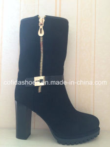 Trustable Fashion High Heels Lady Boot for Sexy Women pictures & photos