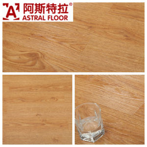 Embossed Surface Laminate Flooring (U-Groove) pictures & photos