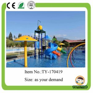 Sale and Water Slides Prices Giant Inflatable Water Park with Slide (TY-170418) pictures & photos