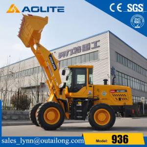 Road Construction Machinery Low Price Small Loader with Joystick pictures & photos