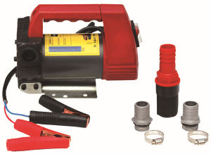 12V/24V DC Diesel Transfer Pump - 175W 45L/Min pictures & photos